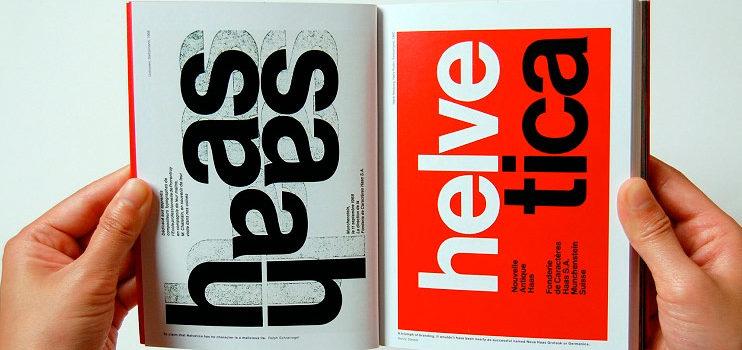 El éxito de la tipografía Helvética