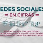 Las Redes Sociales en cifras