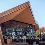 Boos Beach Club, el restaurante inspirado en el origami