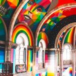 Kaos Temple, skate y arte gracias al street art