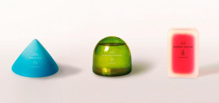 Packagings biodegradables, de Tomorrow Machine