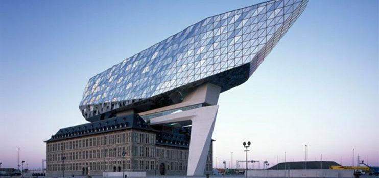 El nuevo diamante de Amberes, diseñado por Zaha Hadid Architects