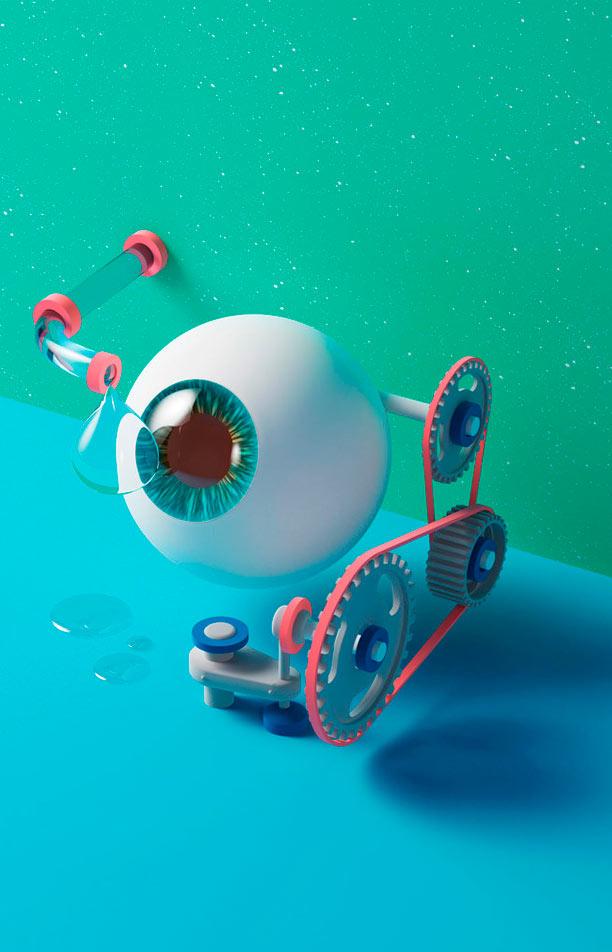 Los diseños en 3D de Nuria Madrid.