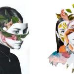 El surrealismo en el collage analógico de Rocío Montoya