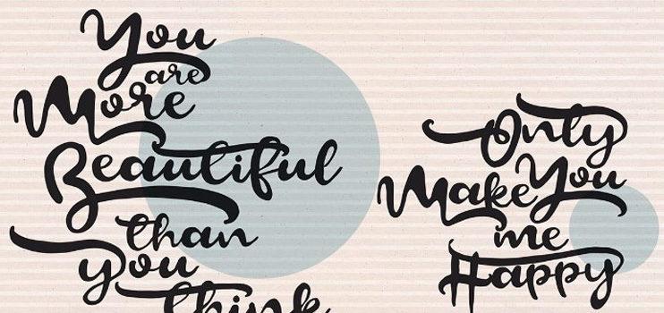 Fuentes tipográficas estilo lettering para descargar gratis