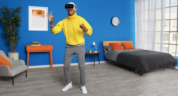 VR en alta calidad de la mano de Lenovo y Google