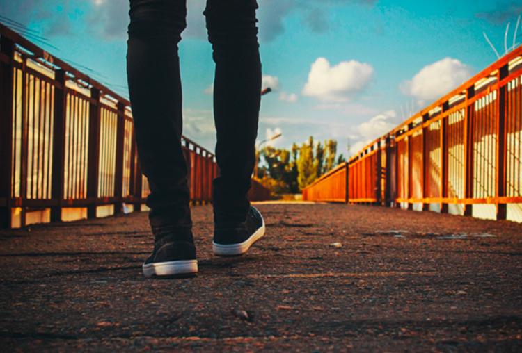Caminar para ser más productivo y creativo