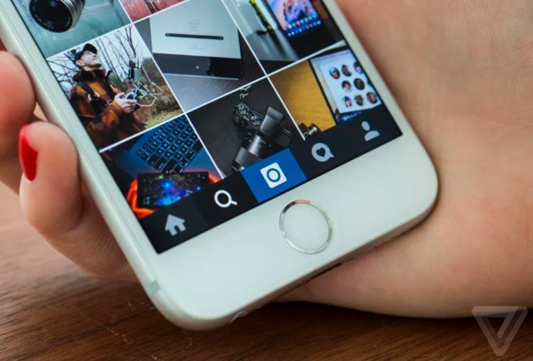 Instagram. Fotos múltiples