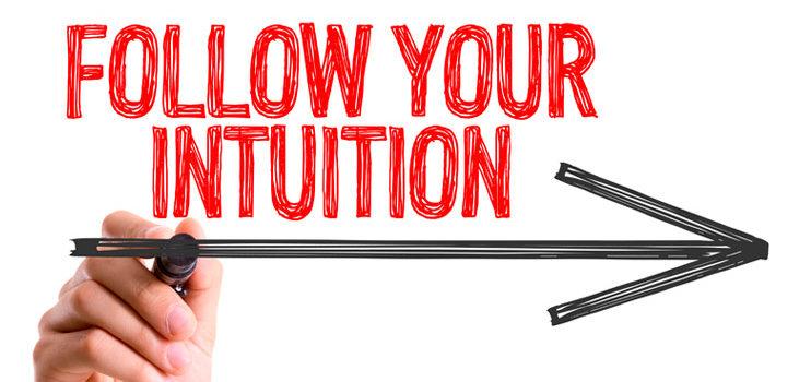 ¿Sabíais que la intuición acierta en un 90% de las ocasiones?