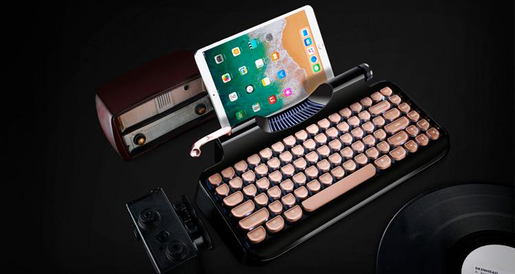 Maquina de escribir retro Knewkey Rymek