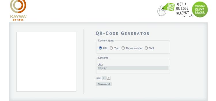 ¿Cómo utilizar de manera creativa los códigos QR? Pintxo 2.0 #movil