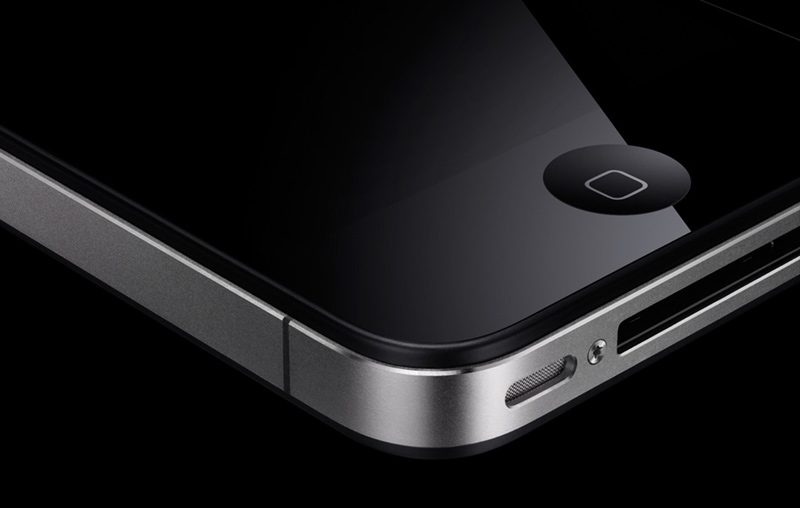 Imagen home button iPhone