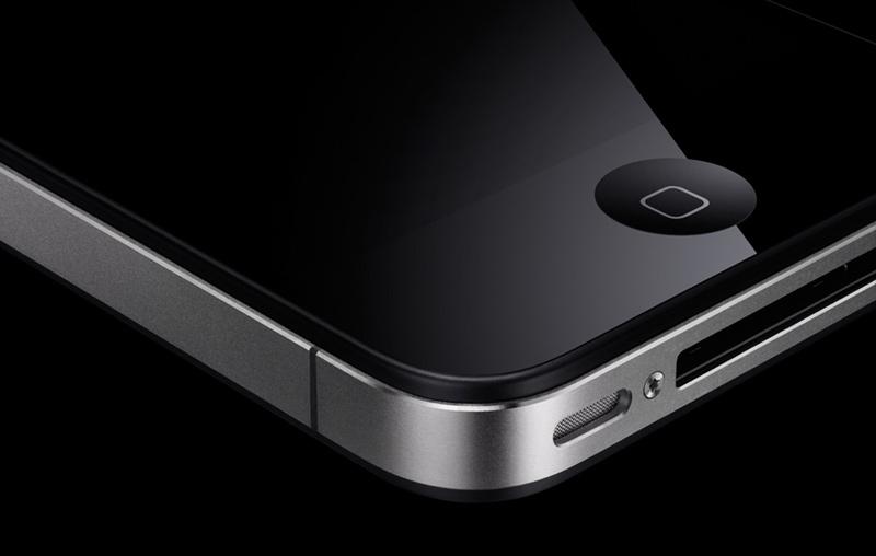 Imagen home button iPhone