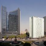 Edificio Plaza Residences en México #design #arquitectura