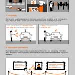 6 maneras de cambiar el mundo de la tecnologia NFC #infografia #tecnologia