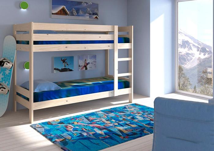 30 Tipos De Literas Diferentes Diseno Dormitorio Design Mobiliario - Fotos-de-literas