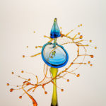 High-Speed Water Drop Photography #fotografia #photography #design