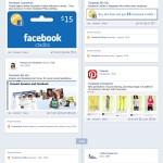Timeline de FaceBook del Social Commerce #infografia #infographic #socialmedia