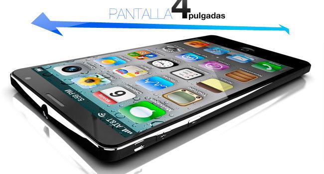 Ventajas e inconvenientes de un iPhone con pantalla de 4 pulgadas #apple #iphone #movil #tecnologia