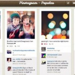 Pinstagram, el resultado de mezclar #Pinterest con #Instagram #marketing #socialmedia #internet