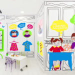 Piccino Kids Wear Boutique in Valencia, Spain #design #arquitectura #architecture #fotographic