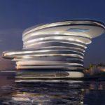 Ejemplo de sostenibilidad: Hotel Helix #design #architecture