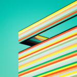 Minimalist Urban Landscapes of Berlin #design #architecture