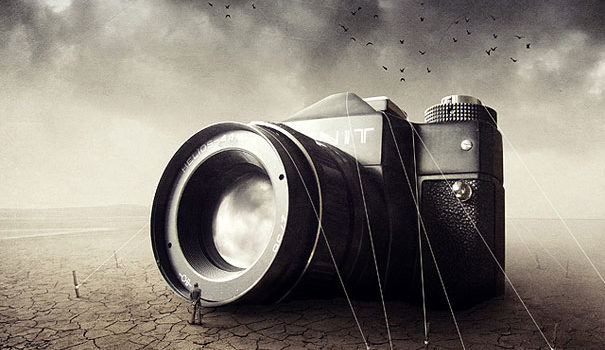 20 New Surreal Photo Manipulations #photography #fotografia