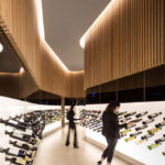 The Wine Retailer #design #architecture #fotography #wine