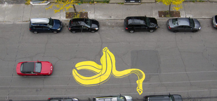Creative Street Art #design #fotografia #art