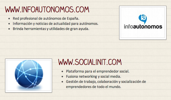 10 Redes Sociales que te ayudarán a salir de la crisis #infografia #socialmedia