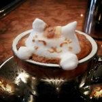 3D Latte Art by Kazuki Yamamoto #design #photography