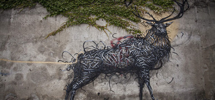 Fractured Street Art #design #art #creatividad