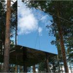 Treehotel como vivir en los árboles #design #arquitectura
