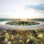 Apple Headquarters: del garaje de Jobs a un edificio-ovni ideado por Norman Foster #design #apple