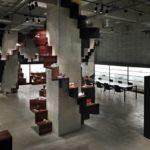 Nuevo show-room de Puma en Tokio #design #arquitectura