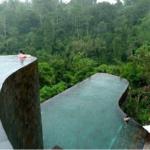 Ubud Hanging Gardens en Bali #design #arquitectura