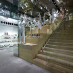 Kurt Geiger Stores in London #design #arquitectura
