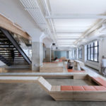 Horizon Media Office en New York #design #arquitectura