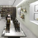 TA-ZE Premium Olive Oil Store in Toronto #design #arquitectura
