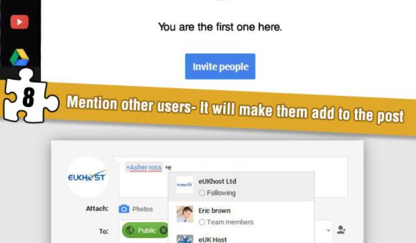 15 consejos para conseguir más followers en la página de Google +