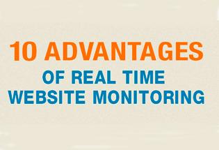 10 ventajas de monitorizar una web en tiempo real.