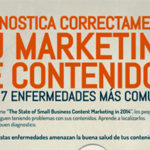 Las 7 enfermedades del marketing de contenidos.