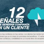 12 señales que generan confianza en un cliente.