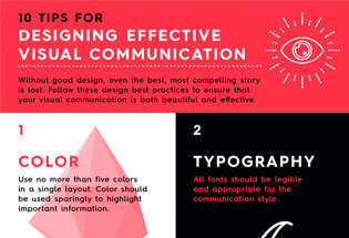 Diseño efectivo para una adecuada comunicación visual.