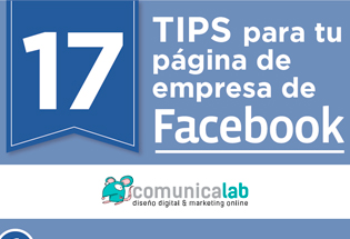 17 tips para vuestra página de empresa en Facebook.