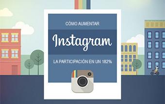 Cómo aumentar la participación en Instagram