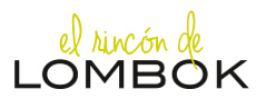 Logo - El Rincon de Lombok - Lombok Design