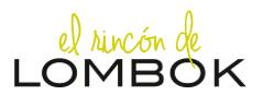 Logo - El Rincon de Lombok - Lombok Design