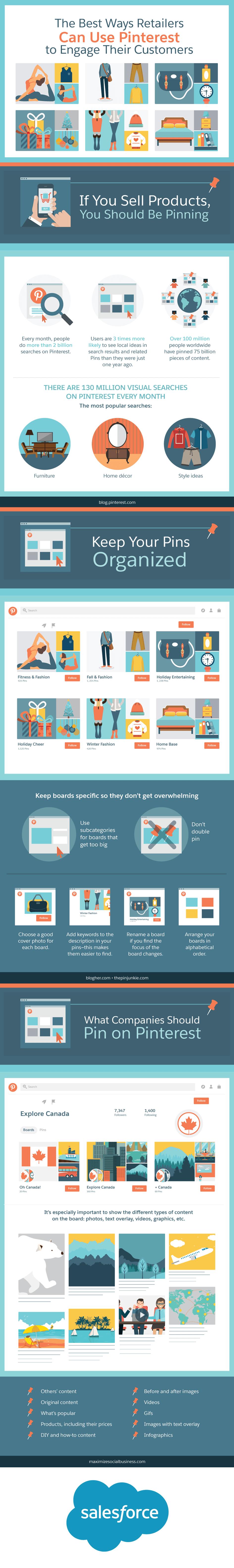 Consejos para utilizar Pinterest si eres empresario.
